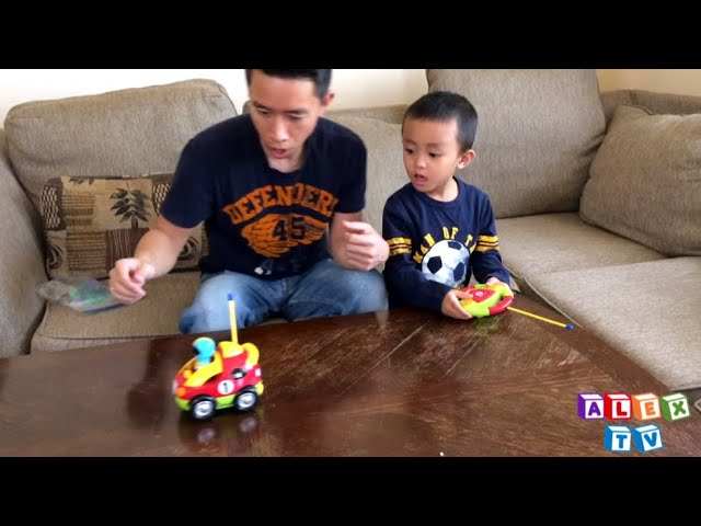 Holy Stone RC Cartoon Race Car Radio Control Toy for Baby Toddlers Kids Children
