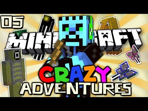 Crazy Adventure #5 - Il primo PET