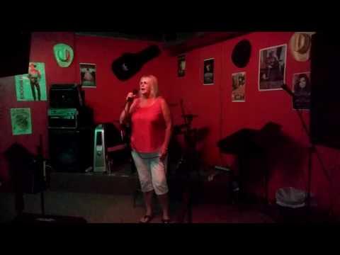 One of Nashville best singing karaoke at the legion. Last night