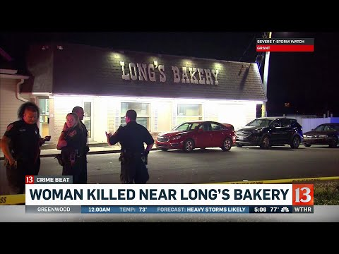 Woman shot, killed near popular bakery