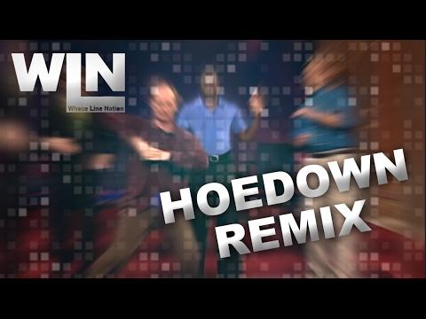 Whose Line - Hoedown Remix