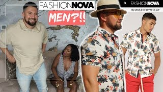 GIRLFRIEND RATES FASHION NOVA MEN - #OhLawdt