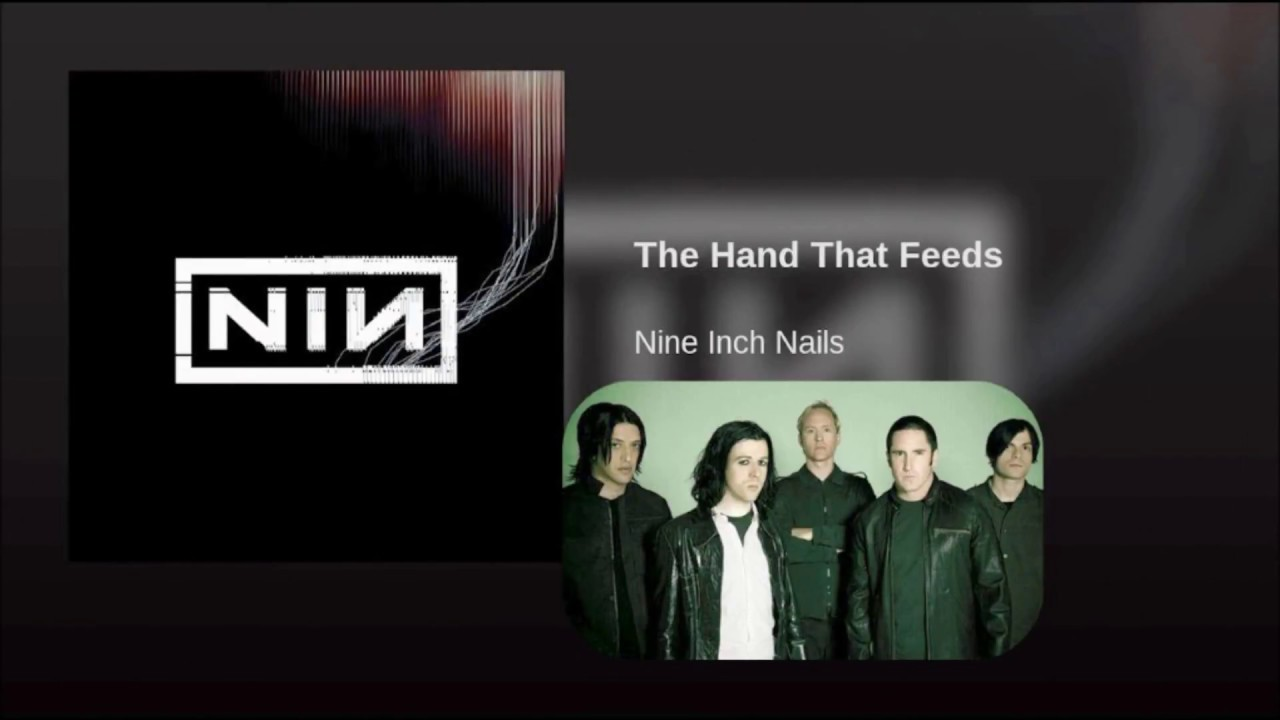 Nine Inch Nails - The Hand That Feeds (Bass Line & Tabs) - YouTube