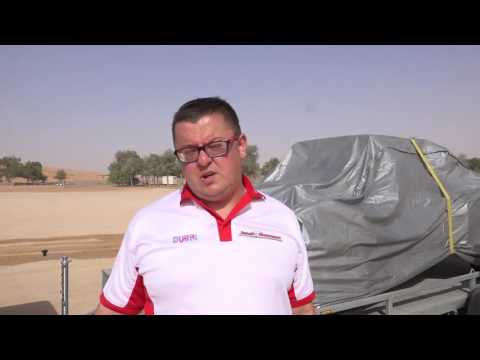 Команда Гомшиашвили сумела эвакуировать машину из дюн