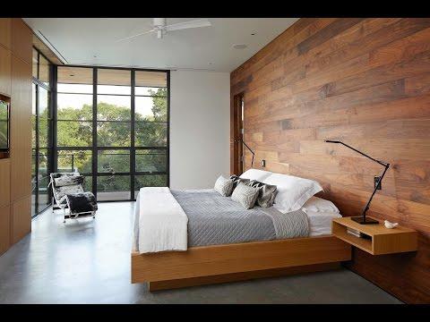 Интерьер спальни в современном стиле (33 фото)