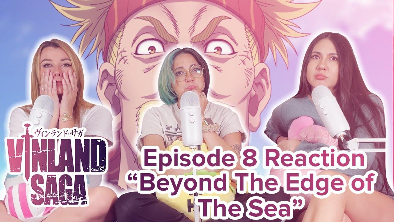 Vinland Saga - Reaction - S1E8 - Beyond the Edge of the Sea