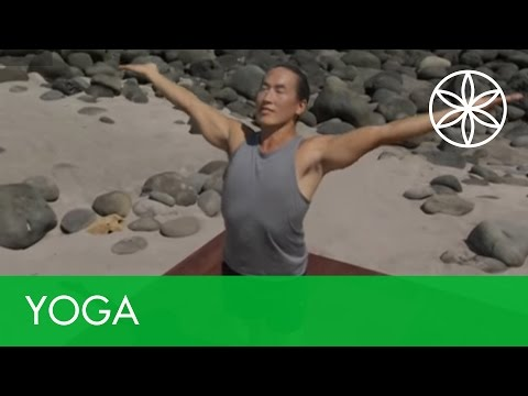 Yoga For Beginners Morning With Rodney Yee Yoga Gaiam Youtube