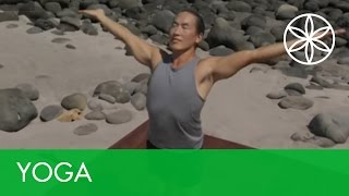 Yoga For Beginners Morning with Rodney Yee | Yoga | Gaiam