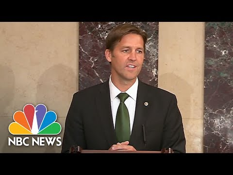 Ben Sasse To Donald Trump On Potential AG Recess Appointment: 'Forget About It' | NBC News