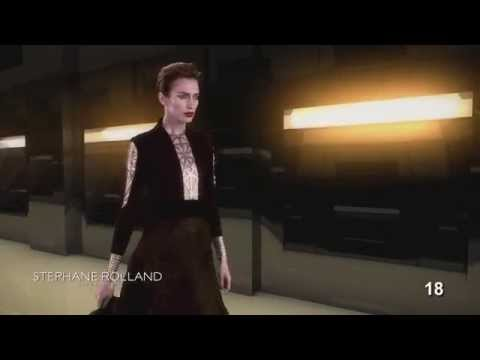 STEPHANE ROLLAND - Haute Couture Collection Autumn Winter 2015/16