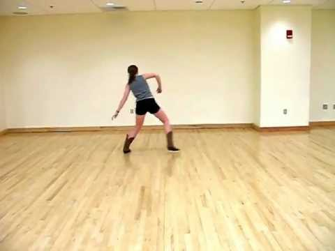Humpty Dance Basic Steps (W/ Music)
