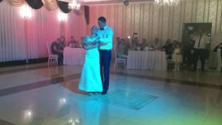 Свадебный танец бачата !!!!Денис и Татьяна 18.09.2016