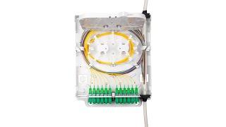 Fiber Optic Box MTeH UNI video