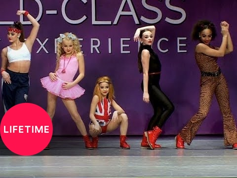 Dance Moms: Group Dance: Tell Me What You Want (S5, E13) | Lifetime