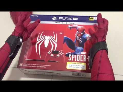 Spiderman Homecoming UNBOXING