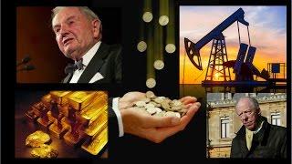 Империи Рокфеллеров и Ротшильдов рушит мировой рынок
