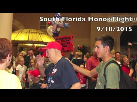 WWII Veteran Interview, Featuring Charlie Fiumera (age 90)