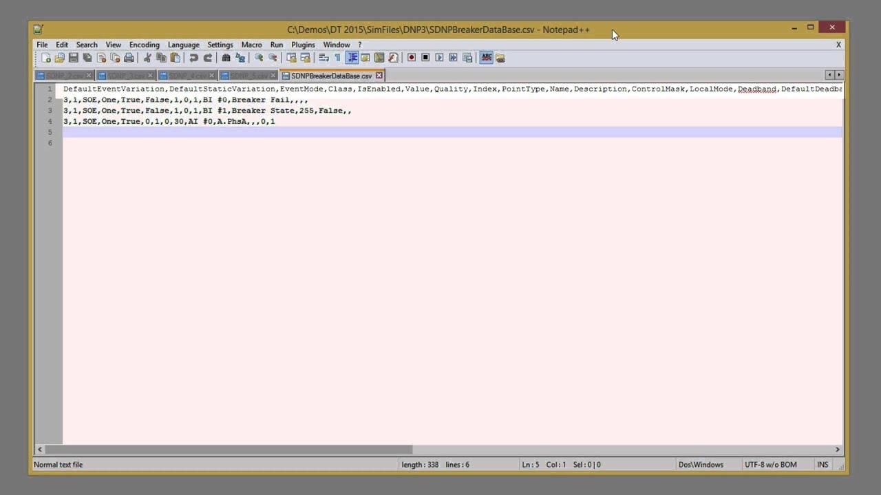2 DTM DNP3 Configure Multiple Outstations - YouTube