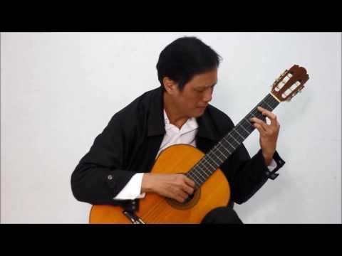 Phoa TJ, fingerstyle guitar - Tuhan (Bimbo)