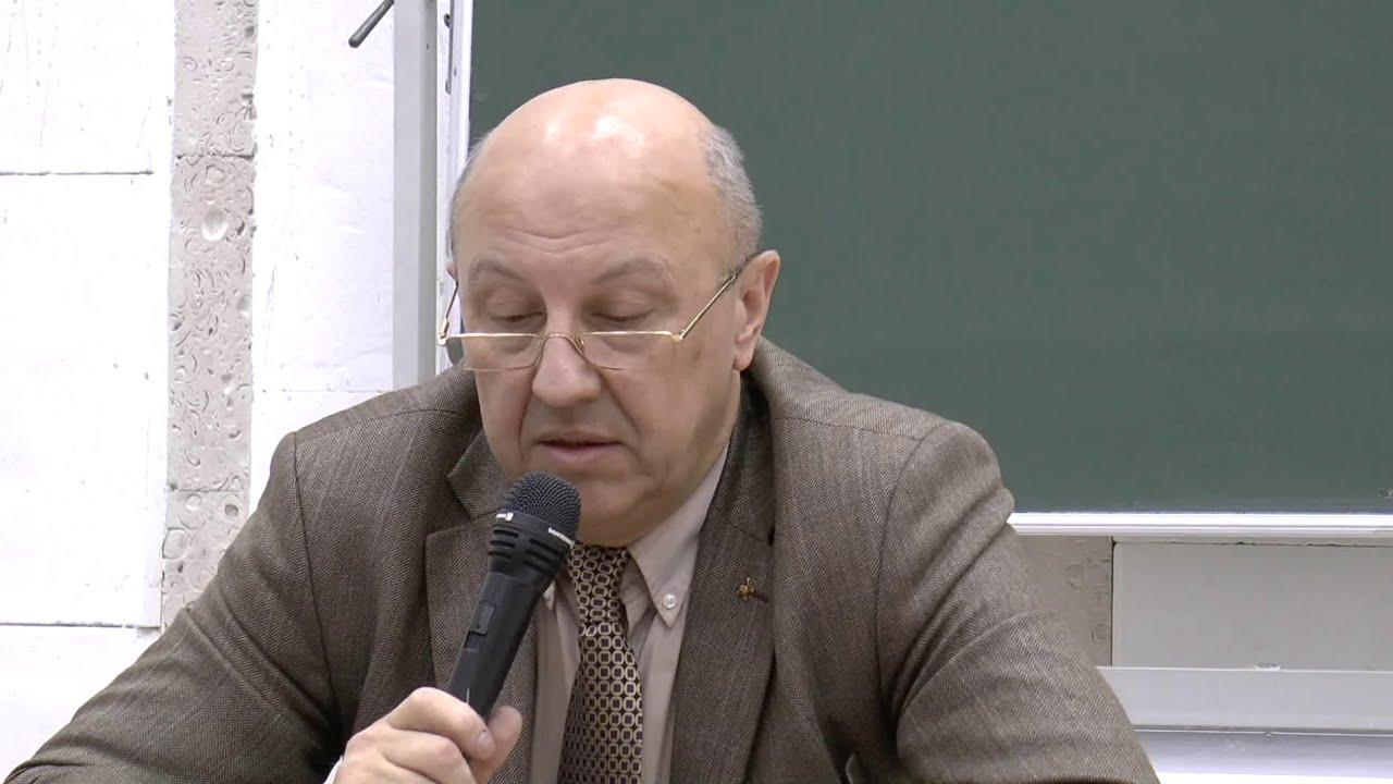 Андрей Фурсов - Лекция об идеологии