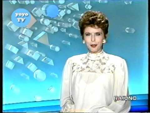 Annunciatrice RAI Maria Brivio