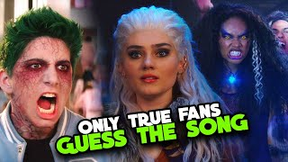 ZOMBIES 2 Challenge - 9 Songs Only True Fans Can Guess
