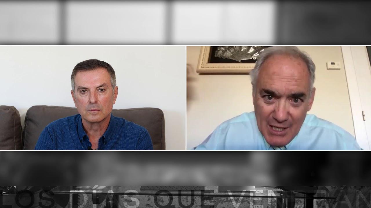 """Programa- Entrevista """"Los días que vendrán"""" con el Dtor . Cabrera"""