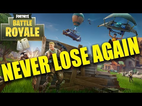 How To Win Fortnite Battle Royale - Tips And Tricks