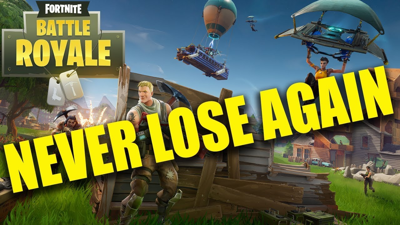 How To Win Fortnite Battle Royale Tips And Tricks