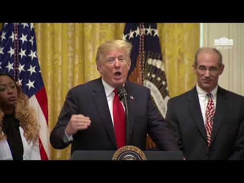 President Trump Delivers Remarks Celebrating the Six Month Anniversary of the Tax Cuts and Jobs Act