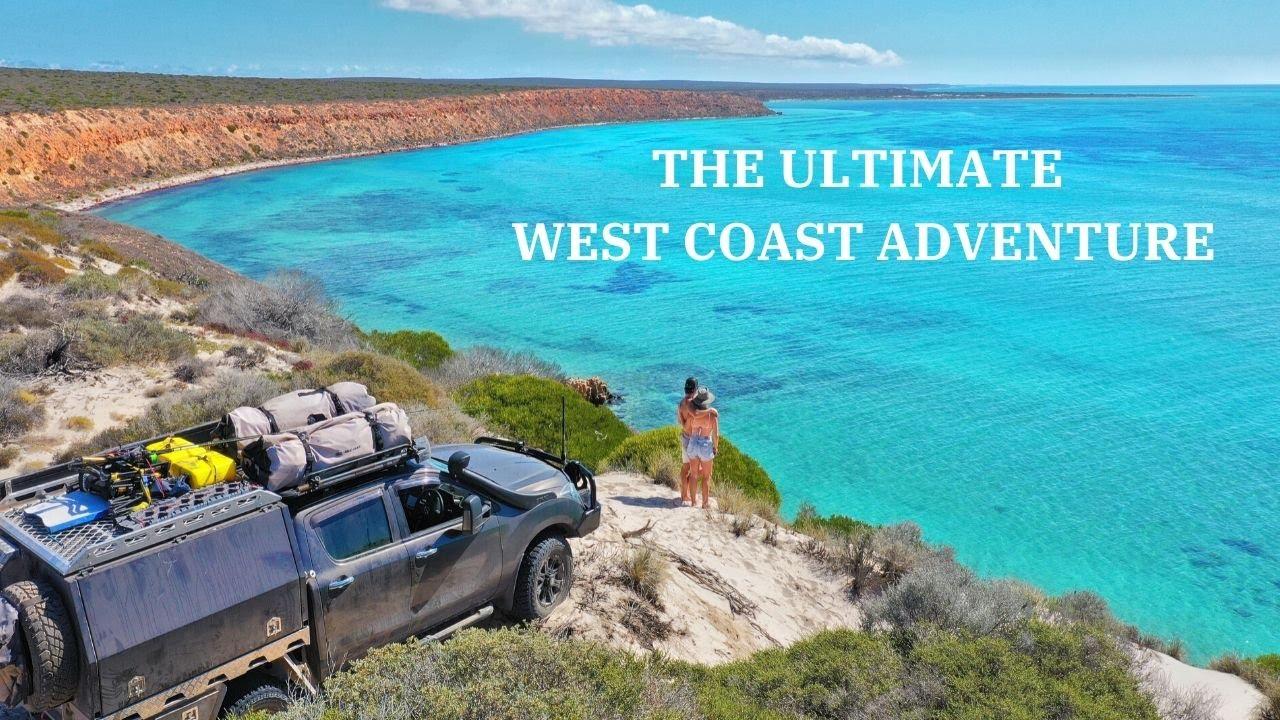 Download THE ULTIMATE WEST COAST ADVENTURE   Australia's Coral Coast   Roadtrip Australia's van life.....
