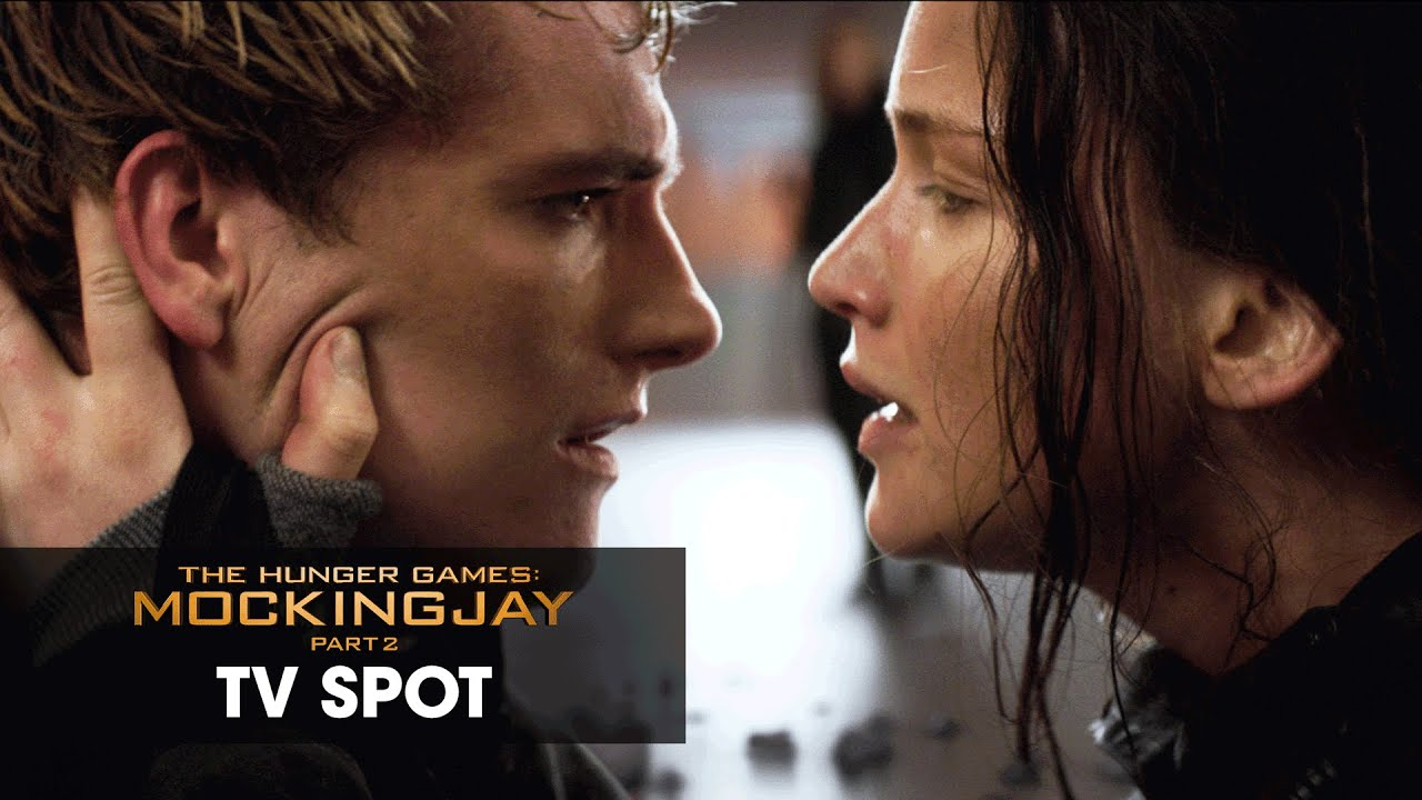 The Hunger Games  Mockingjay Part 2 Official TV Spot        Epic Finale     The Hunger Games  Mockingjay Part 2 Official TV Spot        Epic Finale       YouTube
