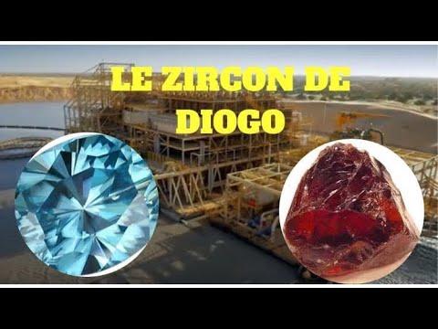 L'exploitation du zircon de Diogo, le chômage des jeunes et les problèmes fonciers à Diogo