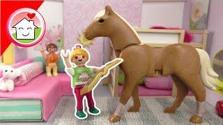 Playmobil Film deutsch - Lena zaubert - Familie Hauser Spielzeug Kinderfilm