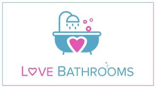LOVE BATHROOMS LOGO with Music and SFX