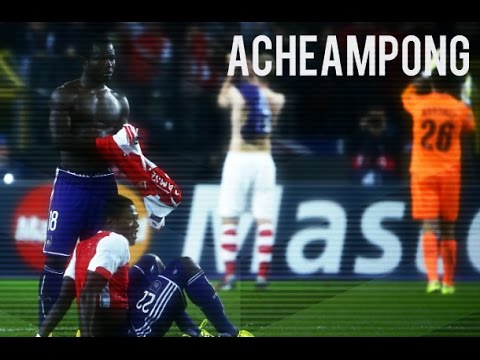 Frank Acheampong | Catch me if you can - RSC Anderlecht!