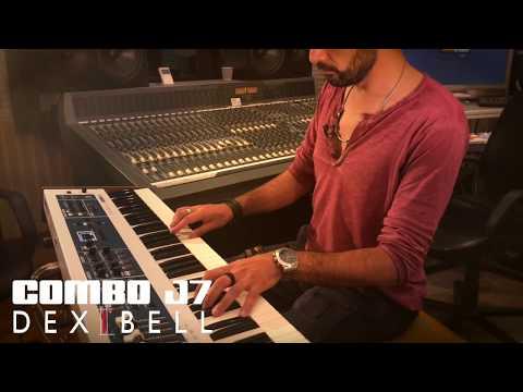 C3 Intro: DEXIBELL COMBO J7 Sound Demo By Abramo Riti