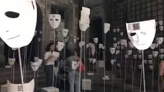En vidéo : le festival des architectures vives à montpellier