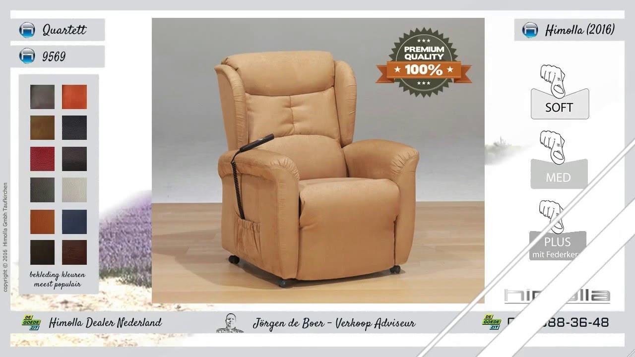 himolla sta op stoel kopen himolla cumulus quartett 9569 staopstoel meubelen 2016 youtube. Black Bedroom Furniture Sets. Home Design Ideas