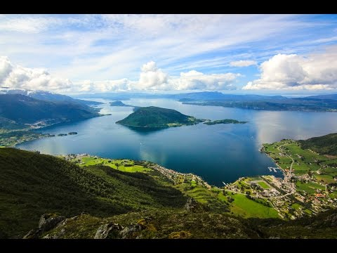 Biking Hardangerfjord Bike Tour: Active-Norway.com