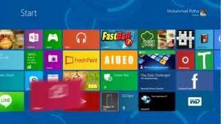 Windows 8 - Bebaskanlah Hatimu