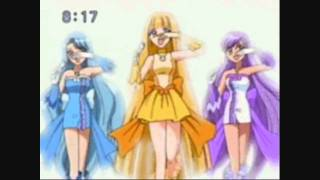 Mermaid Melody Principesse Sirene:Battito d