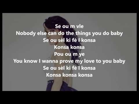 Konsa by Phyllisia Ross Lyrics
