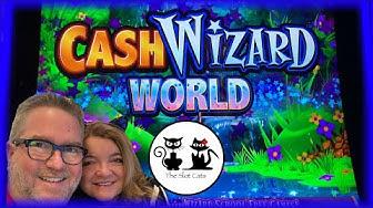 NEW Cash Wizard World 🧙♂️ Monopoly Hot Properties 🎩 WOF Cash Link 💰