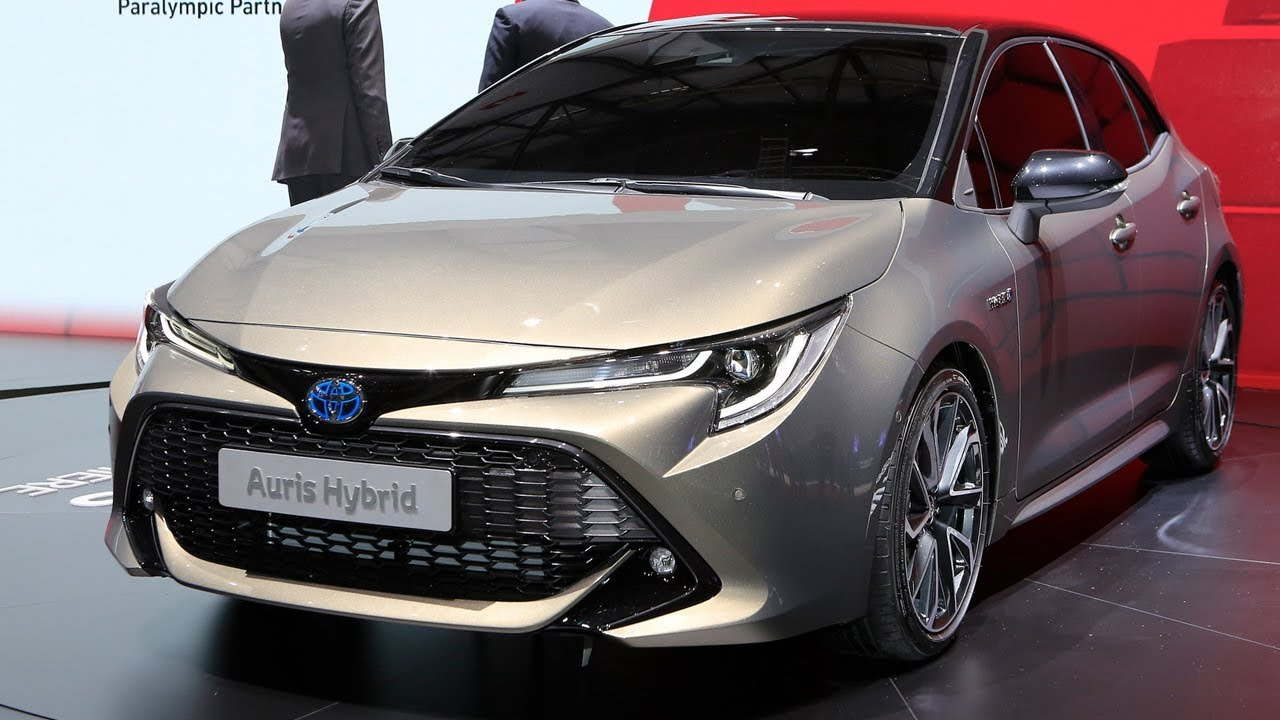 2019 toyota auris debuts new 178hp hybrid vehicles and. Black Bedroom Furniture Sets. Home Design Ideas