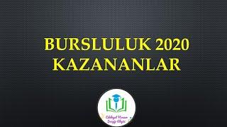 BURSLULUK KAZANANLAR 2020 (HATIRA VİDEOSU)  ABONE OLMAYI UNUTMAYIN