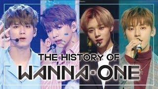 WANNAONE SPECIAL ★Since 'Energetic' To 'Spring Breeze'★(47m Stage Compilation)