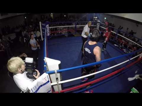 Ultra White Collar Boxing | Leicester | Room 2 |Elliot Henry-Smith VS Lloyd Hughes