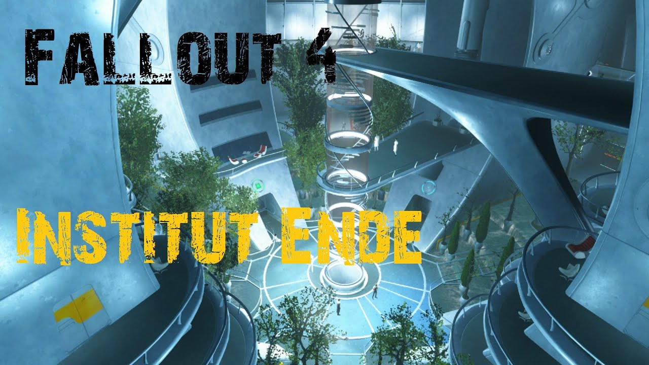 Fallout 4 Institut