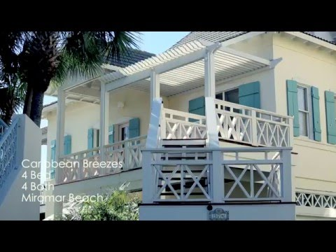 Vacation home rentals destin florida beachfront
